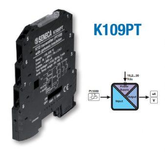 Bộ chuyển đổi tín hiệu Pt100 K109PT