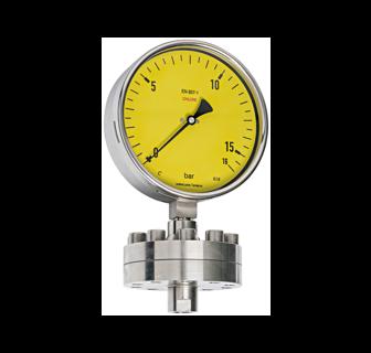 đồng hồ đo áp suất hoá chất chlorine
