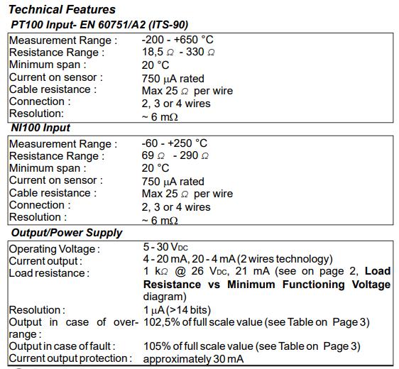 Thông số kỹ thuật T120