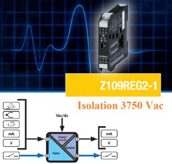 Bộ cách ly tín hiệu chuẩn cao Z109REG2-1