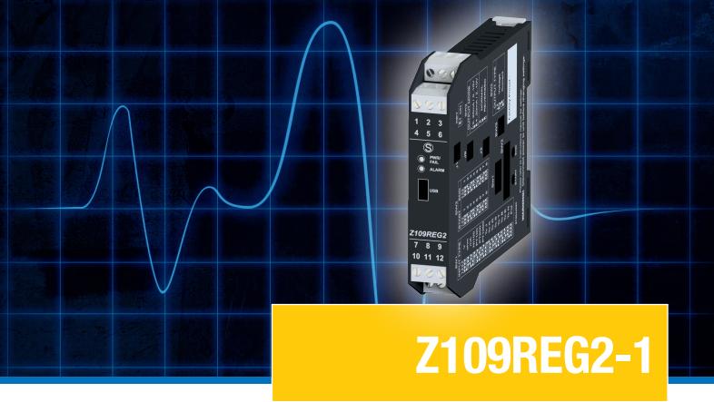 Bộ chuyển đổi tín hiệu điện trở Z109REG2-1