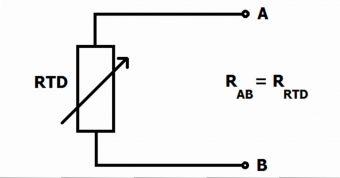 Nguyên lý hoạt động cảm biến nhiệt độ pt100