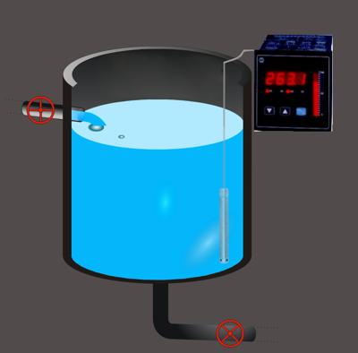 Ứng dụng của bộ hiển thị mức nước Seneca S301B