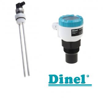 Giải pháp đo mức axit của hãng Dinel-Czech