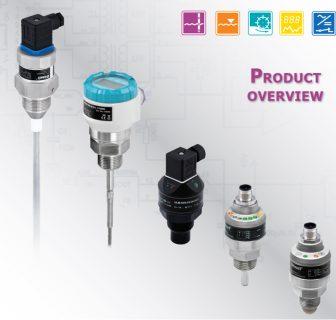 Các phương pháp sử dụng cảm biến đo mức chất lỏng của hãng Dinel