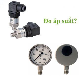 Các phương pháp đo áp suất hiện nay