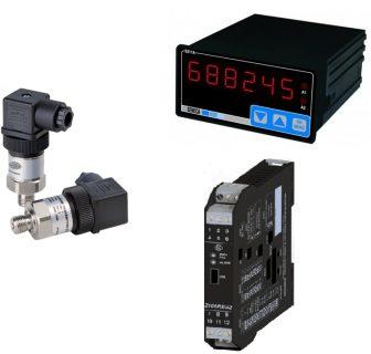 Công tắc điều khiển áp suất trên đường ống khí – nước – dầu