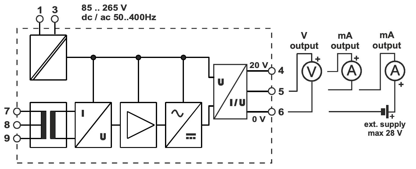 cách đấu dây bộ z201-h