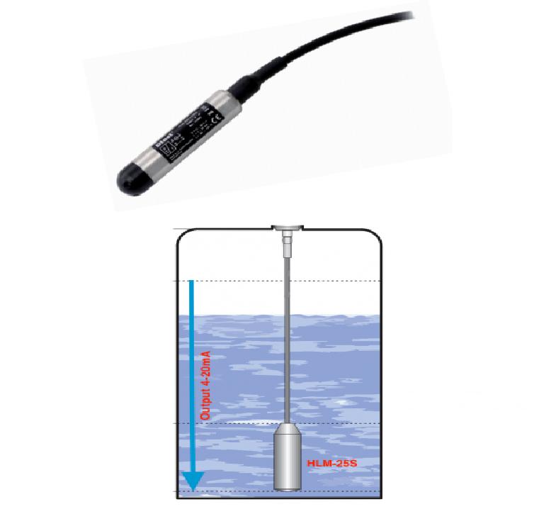 Cảm biến đo mức chất lỏng