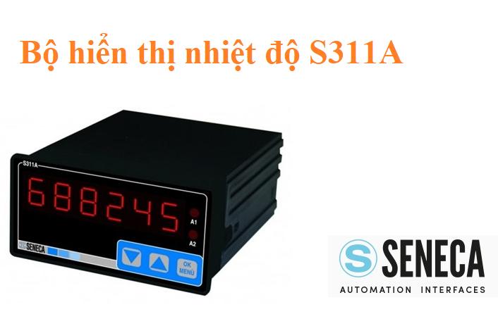 Bộ hiển thị nhiệt độ Seneca S311