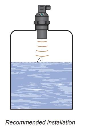 Cách lắp đặt cảm biến đo mức nước ULM-53