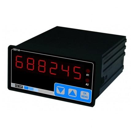 Bộ hiển thị tín hiệu nhiệt độ Seneca S311A-4-L