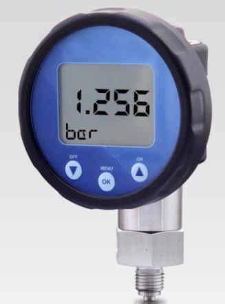 Đồng hồ áp suất điện tử