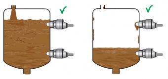cảm biến đo mức dầu RFLS-35N