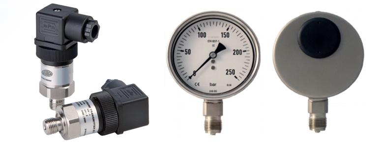Phương pháp đo áp suất