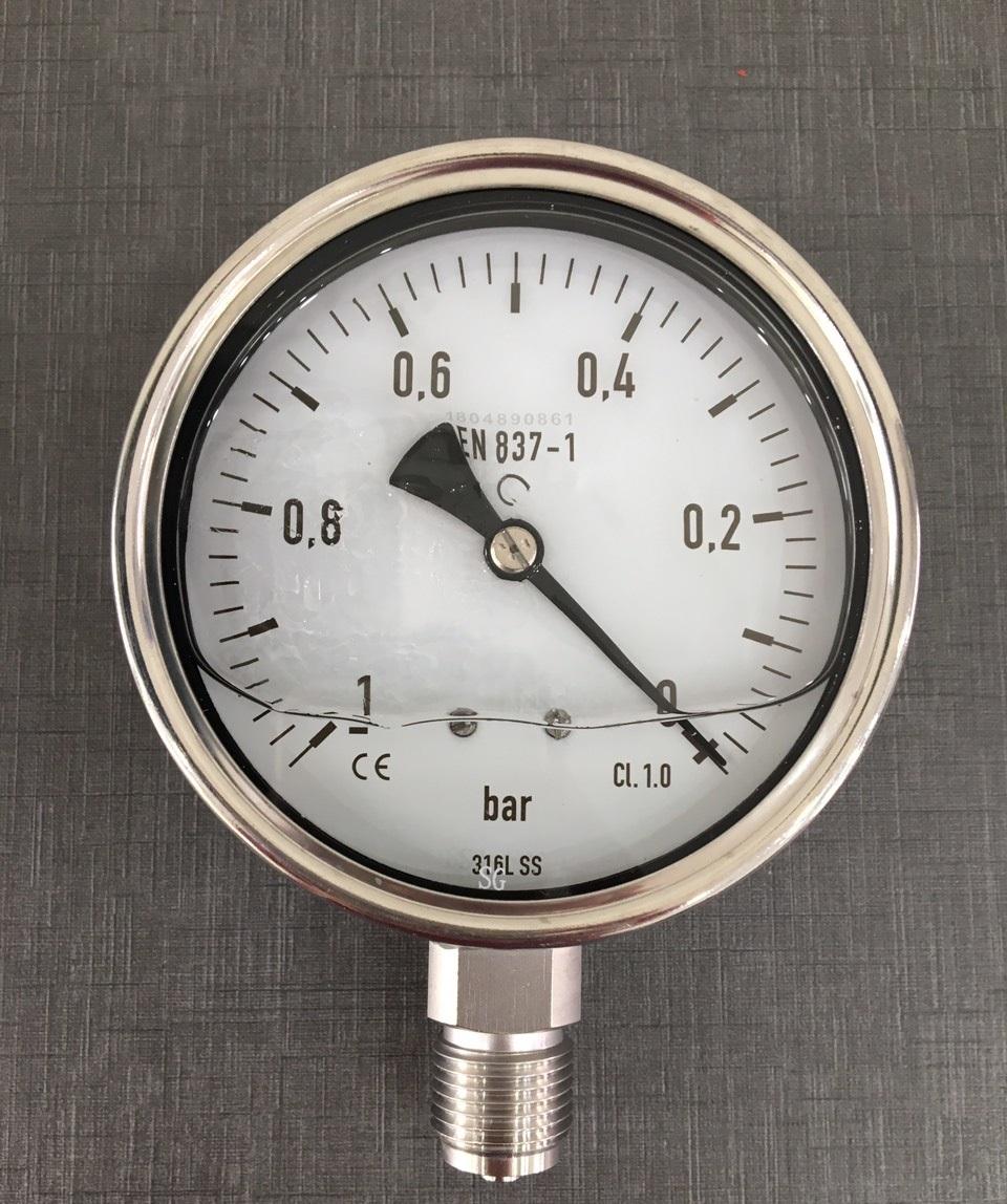 đồng hồ áp suất chân không