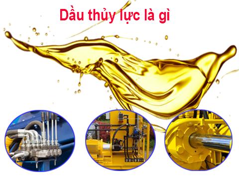 Thông tin cần biết] Dầu thủy lực là gì? Cách lựa chọn dầu thủy lực chuẩn