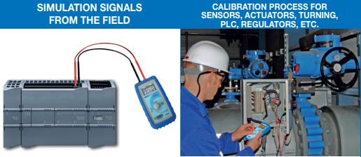 Giả lập tín hiệu 4-20mA để lập trình trên PLC