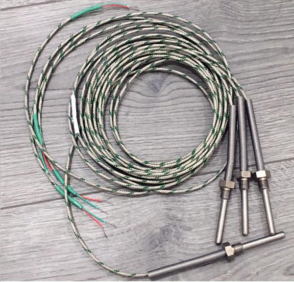 Cặp nhiệt điện K loại dây